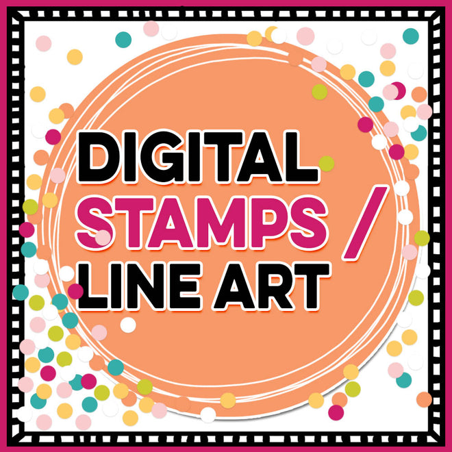 Digital Stamp Sets