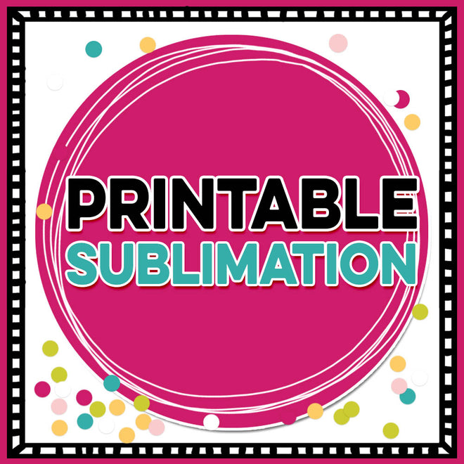Sublimation Transfer Images