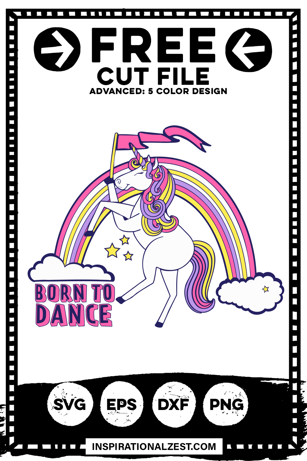Born to Dance Unicorn
