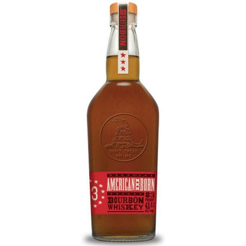 American Born Whisky Bourbon 750ML