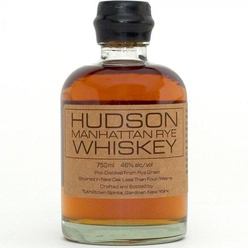 Hudson Rye Whiskey Manhattan - 750ML