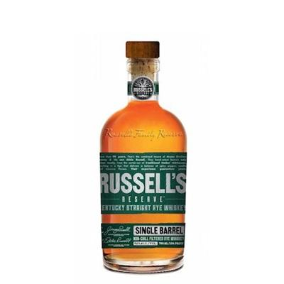 Russell's Reserve Single Barrel Rye 104 Proof - 750ML