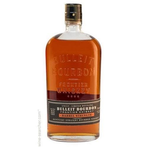 Bulleit Barrel Strength Bourbon - 750ML