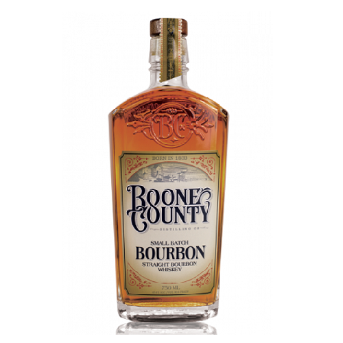 Boone County Small Batch Bourbon 750ML
