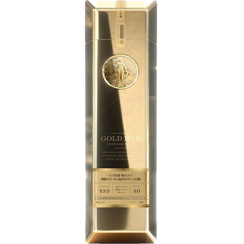 Gold Bar American Whisky - 750ML