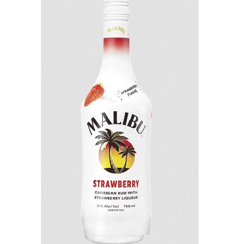 Malibu Strawberry - 750ML