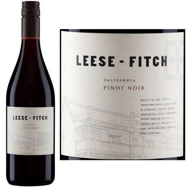 Leese-Fitch Pinot Noir - 750ML