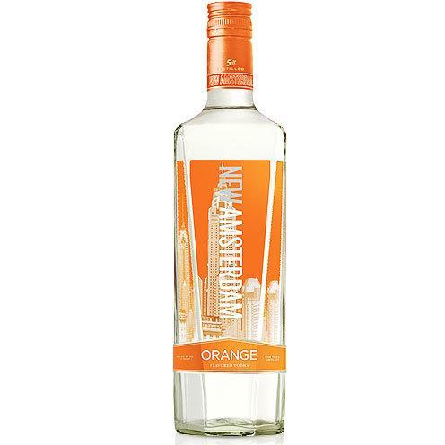 New Amsterdam Vodka Orange - 1.75L