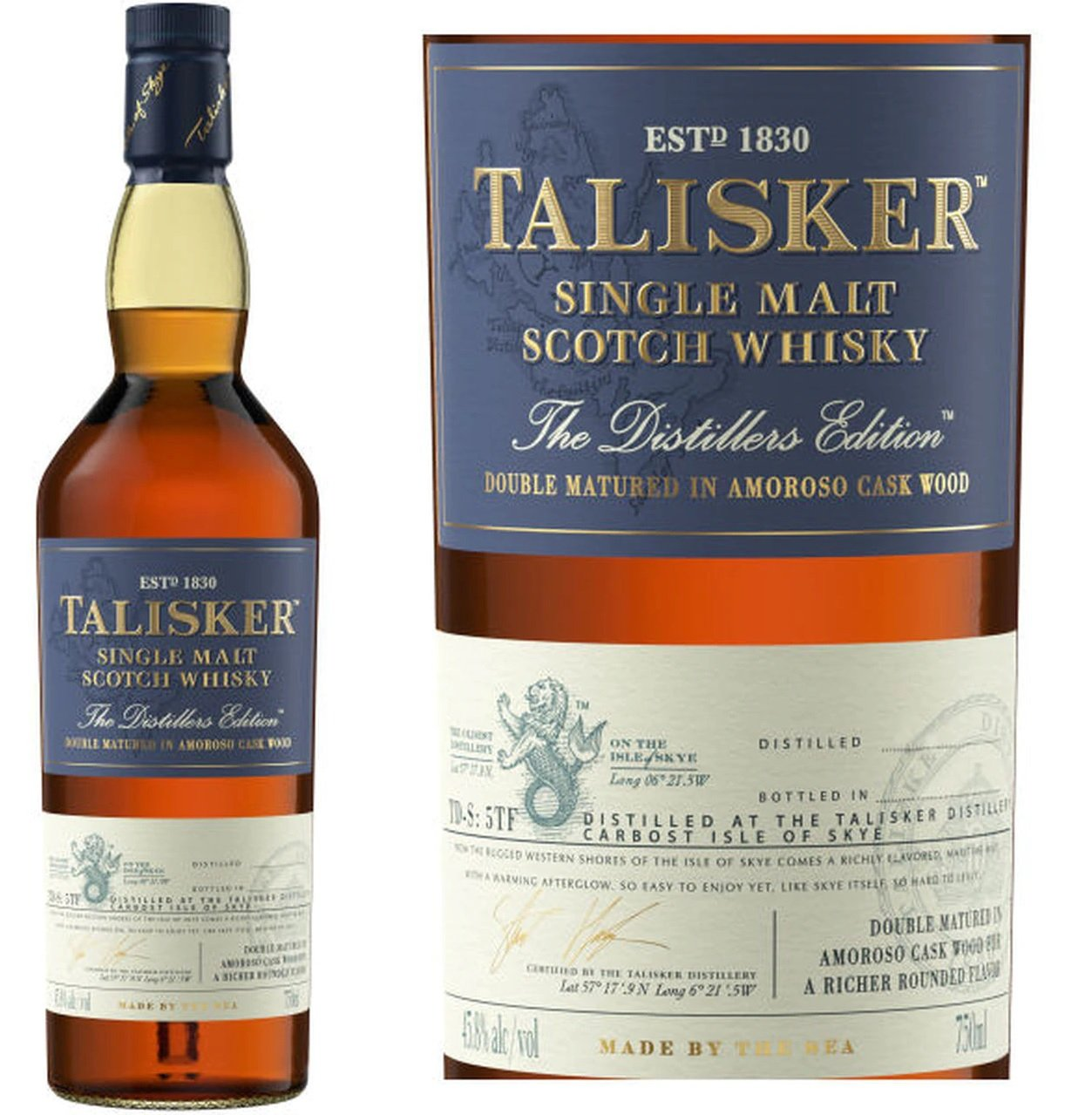 Talisker Distilled Edition - 750ML