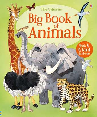 The Usborne Big Book of Animals
