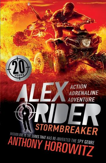 Alex Rider 1: Stormbreaker by Anthony Horowitz