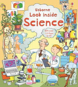 Usborne Look Inside Science