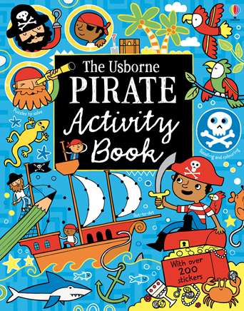 The Usborne Pirate Activity Book