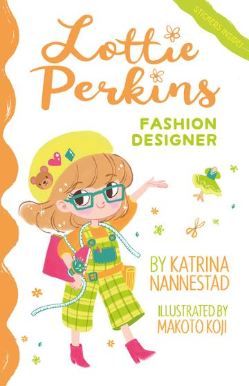 Lottie Perkins Fashion Designer by Katrina Nannestad