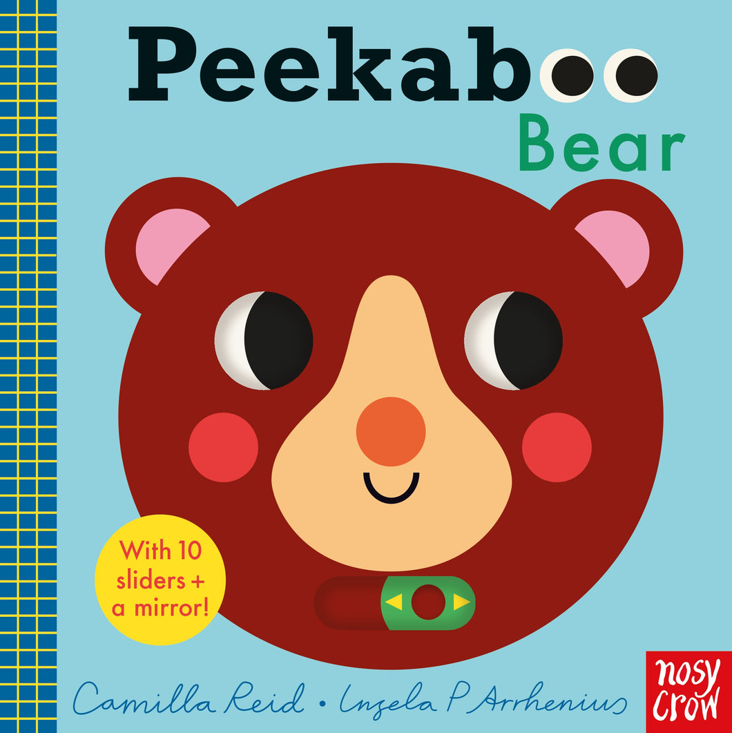 Peekaboo Bear by Ingela P Arrhenius