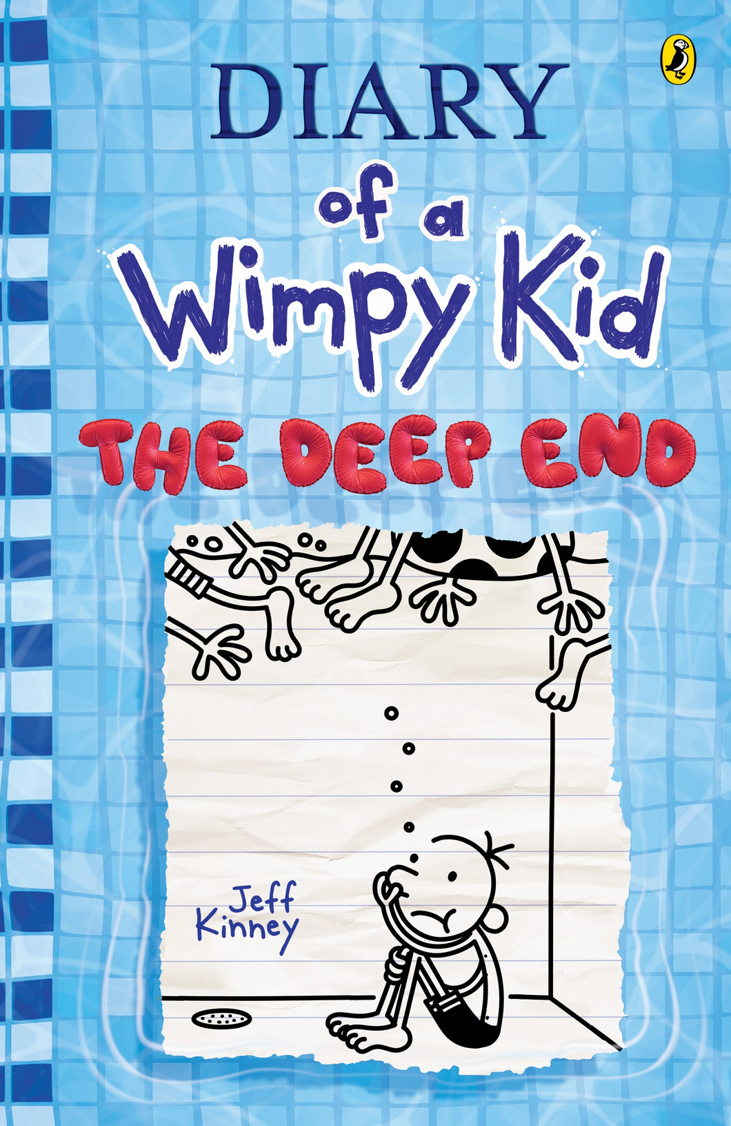 Diary of a Wimpy Kid Book 15: The Deep End by Jeff Kinney