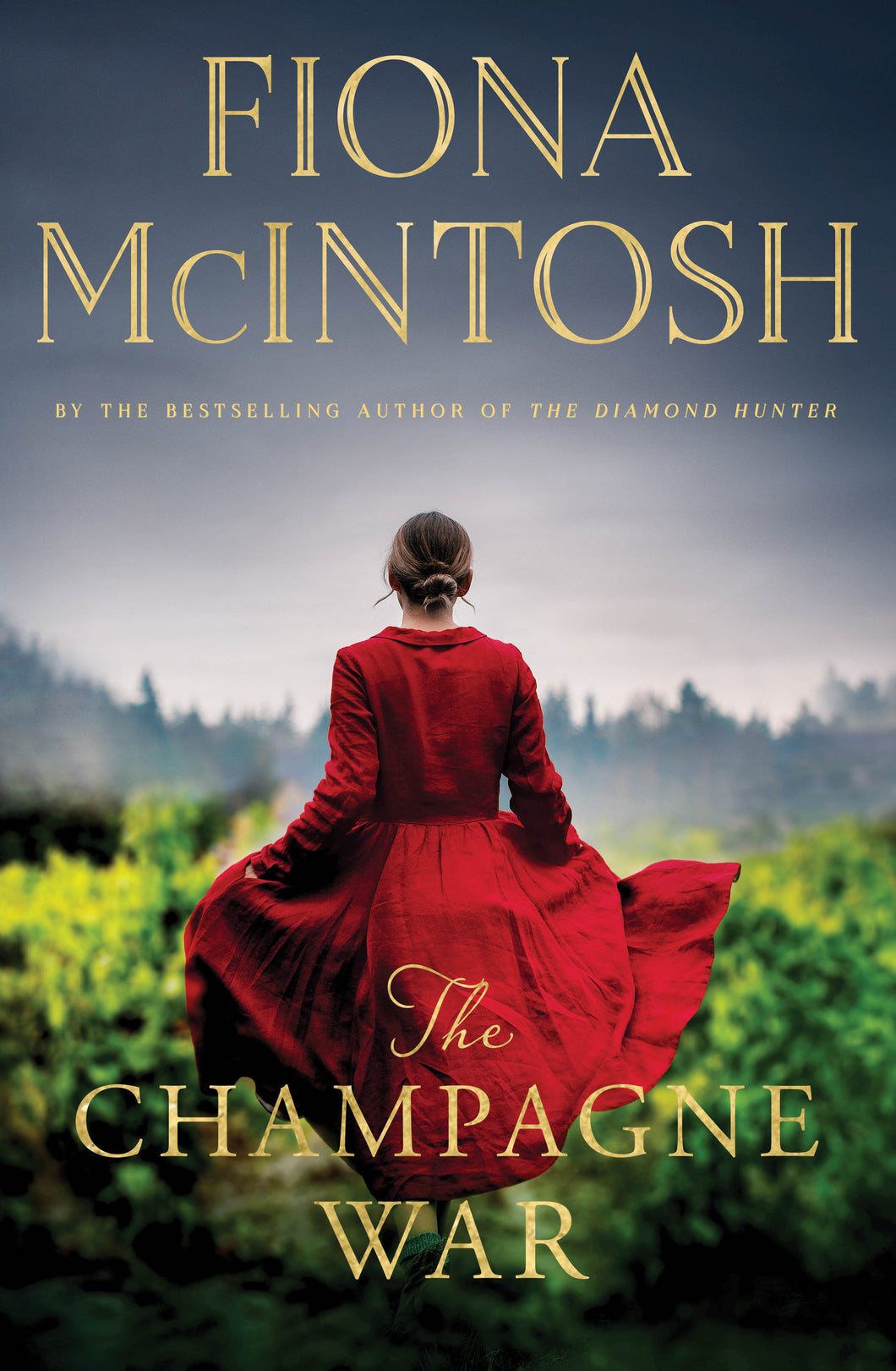 Champagne War by Fiona McIntosh