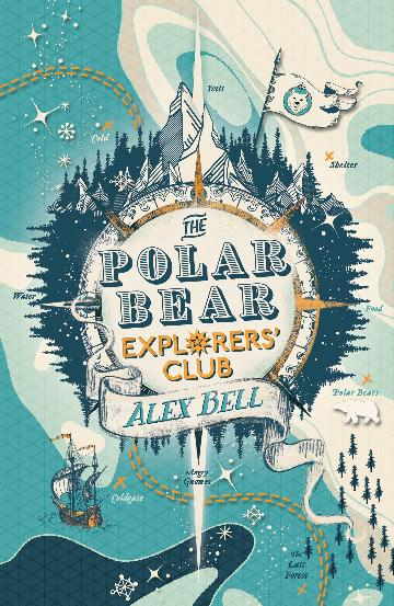 Explorers Club 1 Polar Bear Explorers' Club by Alex Bell