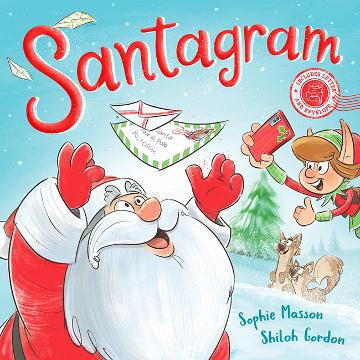 Santagram by Sophie Masson