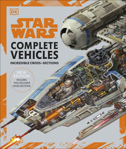 DK Star Wars Complete Vehicles New Edition by Pablo Hidalgo