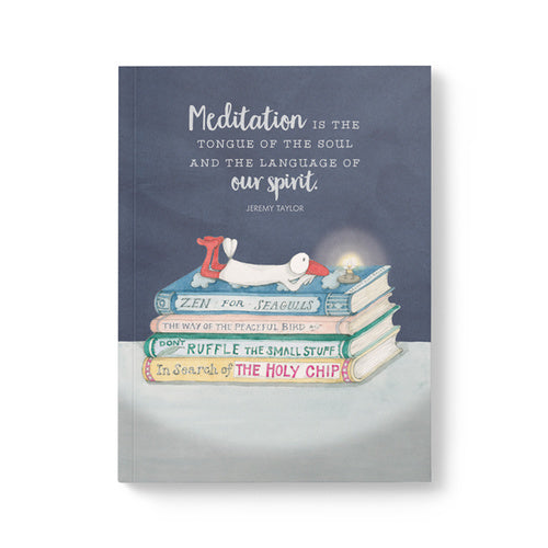 Affirmations Meditation Mini Notebook by Twigseed