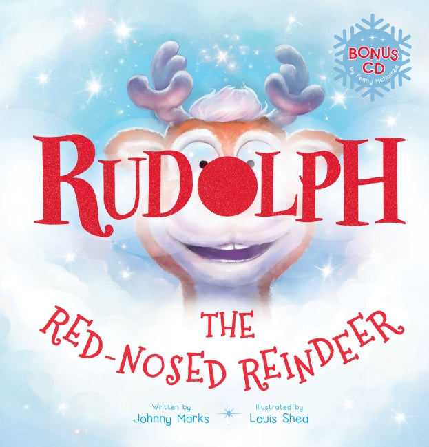 Rudolph the Red-Nosed Reindeer by Johnny Marks