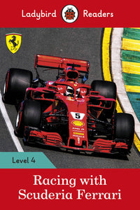 Racing with Scuderia Ferrari by Lady Bird Readers