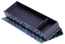 Load image into Gallery viewer, Paperblanks Pencil Case Blue Velvet