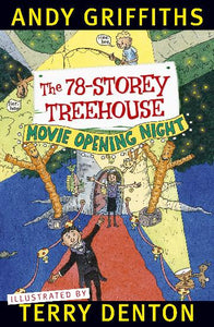 The 78-Storey Treehouse by Andy Griffiths and Terry Denton