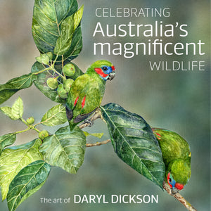 Celebrating Australia's Magnificent Wildlife by Daryl Dickson