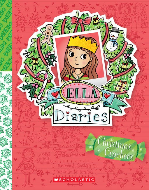 Ella Diaries Christmas Crackers by Meredith Costain