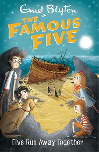 Famous Five: Five Run Away Together by Enid Blyton