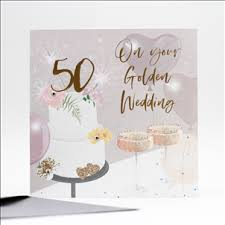 50 On Your Golden Anniversary