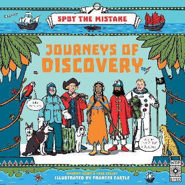 Journey of Discovery, Spot the Mistake by Amanda Wood & Mike Jolley