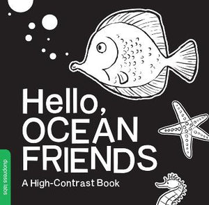 Hello, Ocean Friends by Duopress Labs