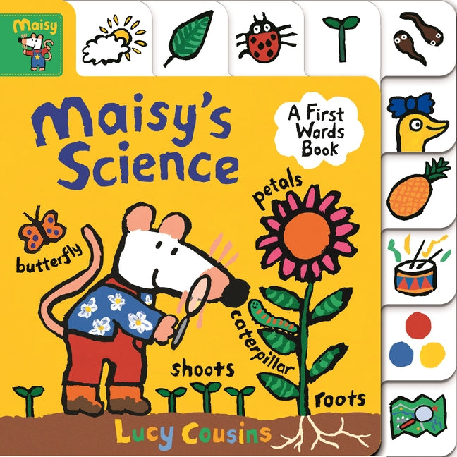 Maisy's Science by Lucy Cousins
