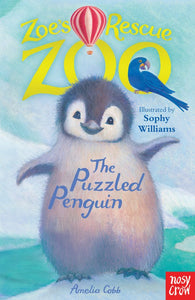 Zoe's Rescue Zoo: The Puzzled Penguin by Amelia Cobb