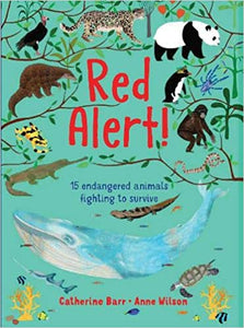 Red Alert by Catherine Barr and Anne Wilson