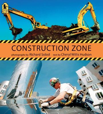Construction Zone by Cheryl Willis Hudson and Richard Sobol