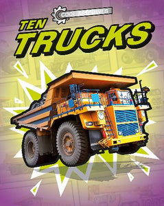 Cool Machines - Ten Trucks By Chris Oxlade