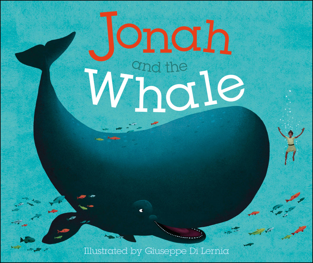 Jonah and the Whale by Dorling Kindersley