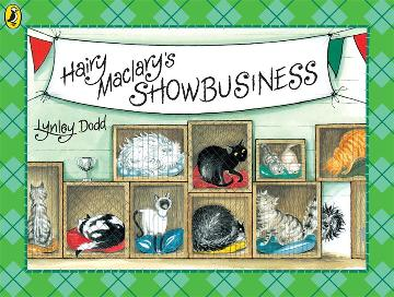 Hairy Maclary Showbusiness by Lynley Dodd