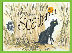 Hairy Maclary's Scattercat by Lynley Dodd