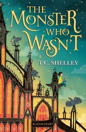 The Monster Who Wasn't by TC Shelley