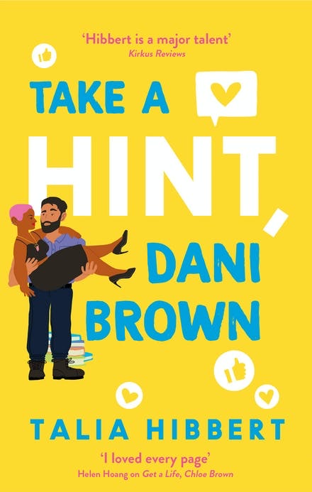 Take a Hint, Dani Brown by Talia Hibber