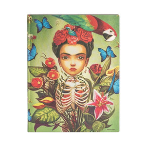 Copy of Paperblanks Ultra Unlined Notebook Frida