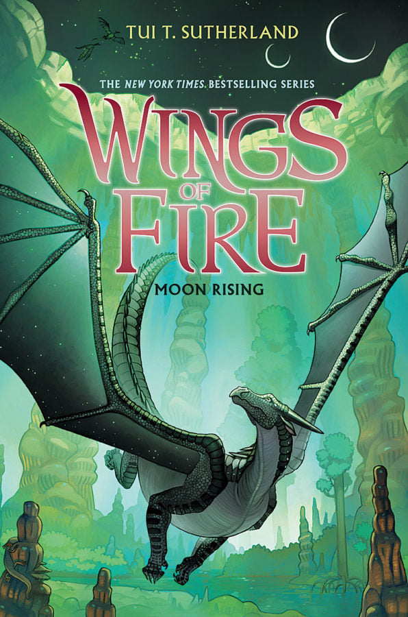 Wings of Fire 6: Moon Rising by Tui T. Sutherland