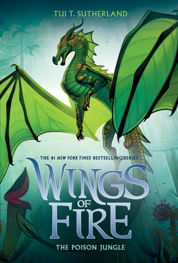 Wings of Fire 13: The Poison Jungle by Tui T. Sutherland