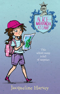 Alice-Miranda at Camp (Book #10) by Jacqueline Harvey