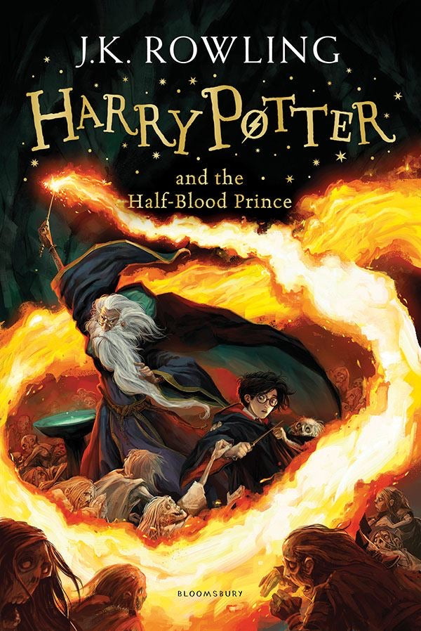 Harry Potter and the Half-Blood Prince (Book #6) by J.K. Rowling